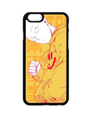 Coque One Punch Man Saitama Street Style