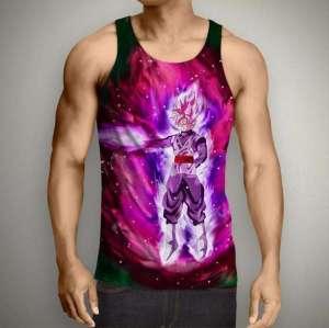 Débardeur Dragon Ball Super Black Power