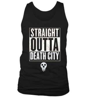Débardeur Soul Eater Out Of Death City
