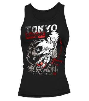 Débardeur Femme Tokyo Ghoul Insane Kaneki