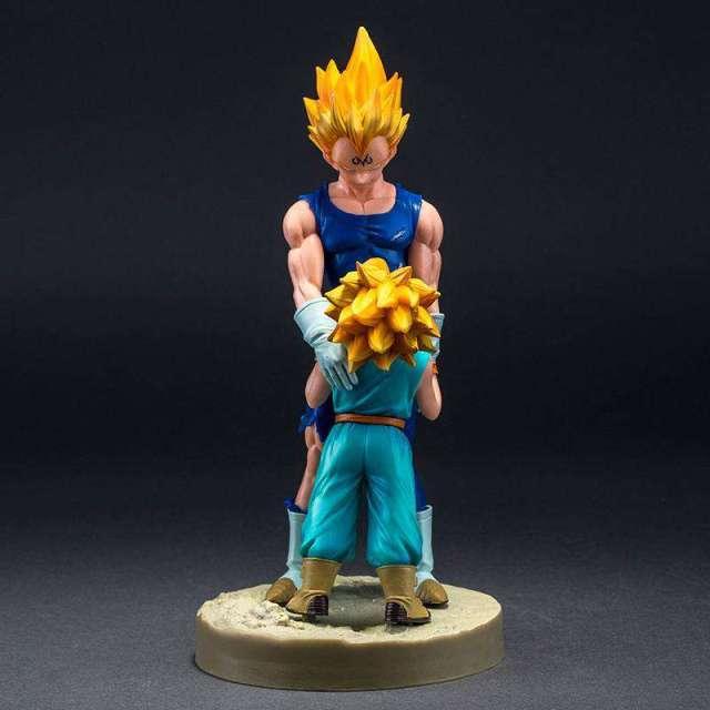 Figurine Dragon Ball Z Vegeta X Trunks