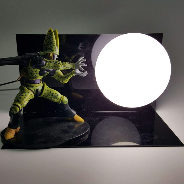 Lampe Dragon Ball Z Cell