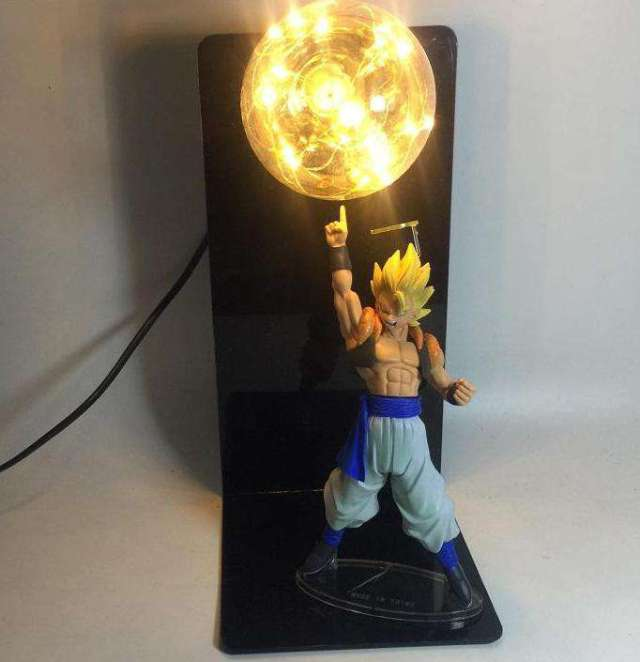 Lampe Dragon Ball Z Gogeta Power