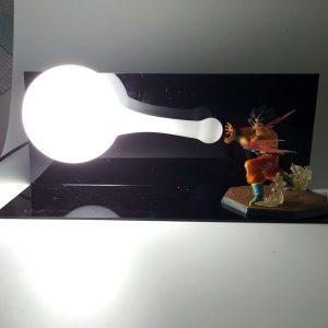 Lampe Dragon Ball Z Goku Kamehameha
