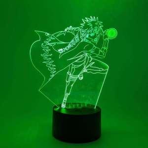 Lampe LED 3D Naruto Minato Gondaime