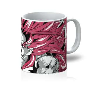 Mug Dragon Ball GT Goku SSJ 4