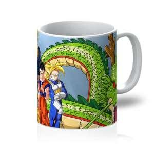 Mug Dragon Ball Z Saiyans