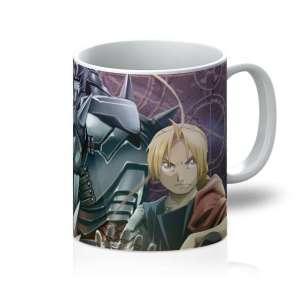 Mug Full Metal Alchemist Edward X Alfonse