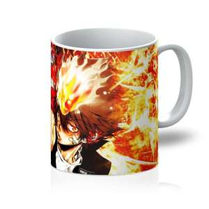 Mug Hitman Tsuna Full Power