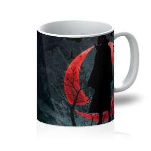 Mug Naruto Itachi Sharingan