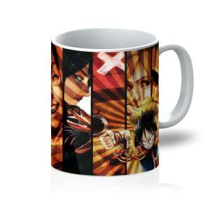 Mug One Piece Crew HD