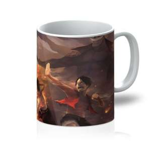 Mug One Piece Marine War