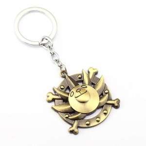 Porte clé One Piece Thousand Sunny
