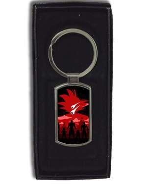 Porte Clés Dragon Ball Z Saiyans Arrival