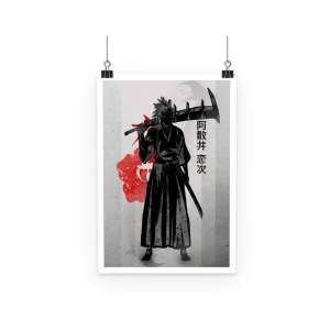 Poster Bleach Abarai Renji
