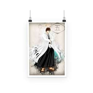 Poster Bleach Captain Aizen