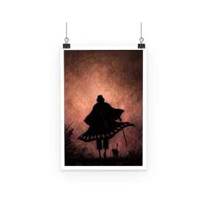 Poster Bleach Urahara