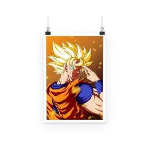 Poster Dragon Ball Z Goku Sacrifice