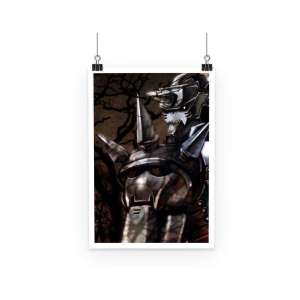 Poster Full Metal Alchemist Alfonse 2