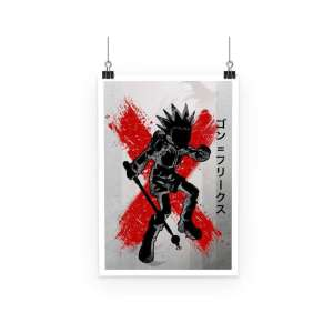 Poster Hunter X Hunter Gon