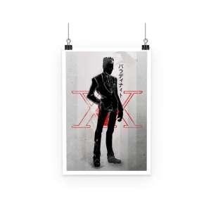 Poster Hunter X Hunter Leorio
