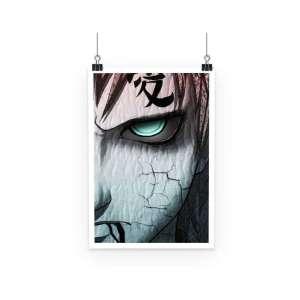 Poster Naruto Gaara 2