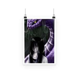 Poster Naruto Orochimaru True Form