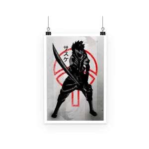 Poster Naruto Sasuke