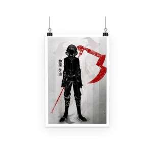 Poster Tokyo Ghoul Juuzo 2