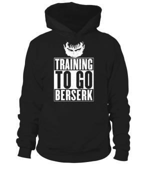 Pull à capuche Berserk Training To Go Berserk