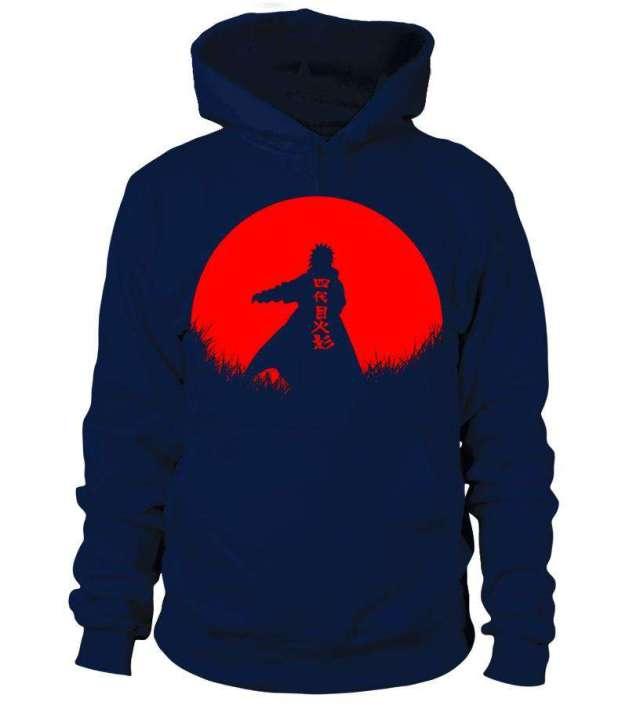 Pull à capuche Naruto Minato Moon