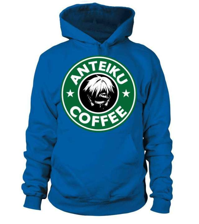 Pull à capuche Tokyo Ghoul Anteiku Coffee