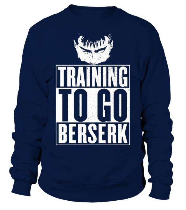 Sweat Classique Berserk Training To Go Berserk