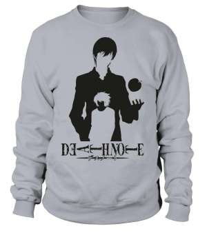Sweat Classique Death Note Light VS L