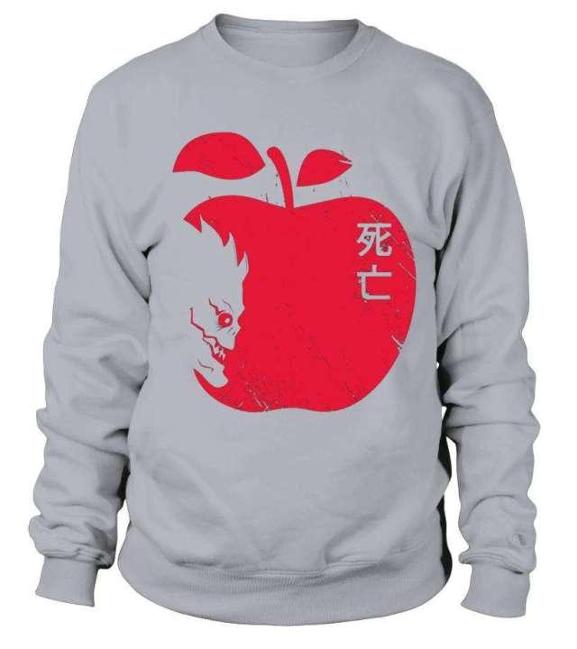 Sweat Classique Death Note Ryuku Apple