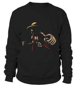 Sweat Classique One Piece Luffy