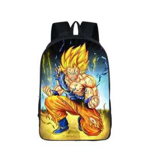 Sac à dos Dragon Ball Z Goku Super Saiyan