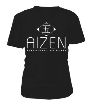 T Shirt Femme Bleach Aizen Allegiance