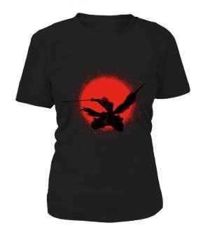 T Shirt Femme Bleach Ichigo Attack
