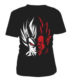T Shirt Femme Dragon Ball Z Goku Oozaru