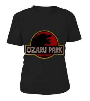 T Shirt Femme Dragon Ball Z Oozaru Park