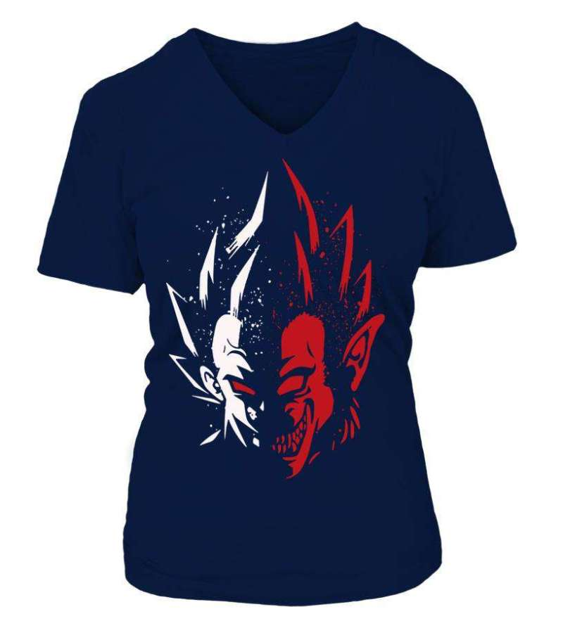T Shirt Femme Dragon Ball Z Vegeta Oozaru