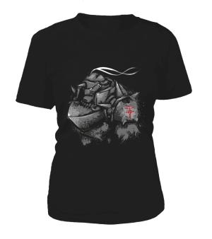 T Shirt Femme Full Metal Alchemist Alfonse