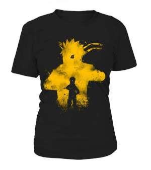T Shirt Femme Naruto Kage Bushin