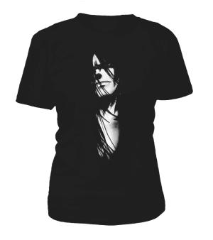 T Shirt Femme Naruto Orochimaru