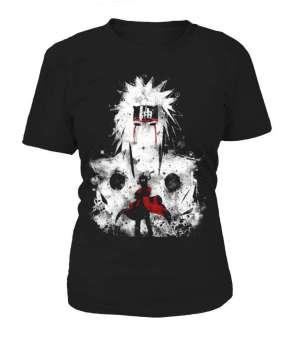 T Shirt Femme Naruto X Jiraiya