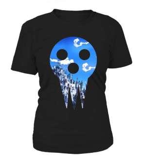 T Shirt Femme Soul Eater Death City