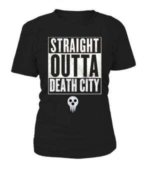 T Shirt Femme Soul Eater Out Of Death City