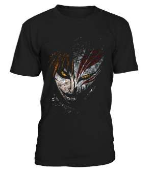 T Shirt Bleach Ichigo Vs Hollow