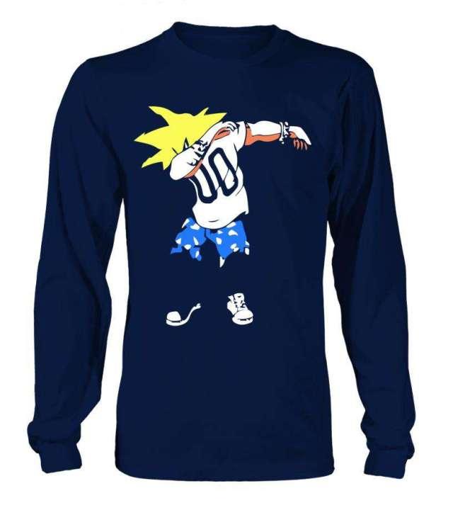 T Shirt Dragon Ball Z Goku Dab Dance